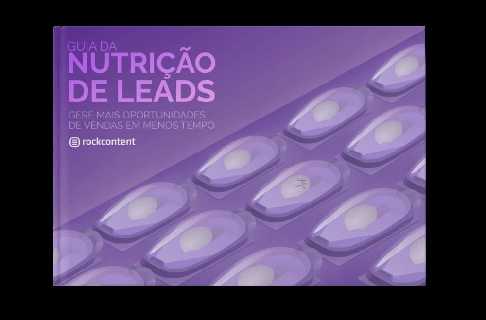 [Guia Gratuito] Nutrição de Leads