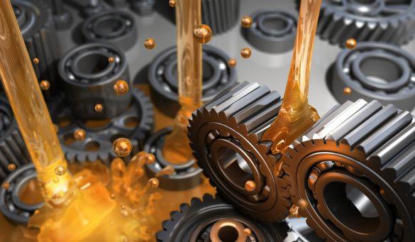 seleção de graxas e produtividade das máquinas