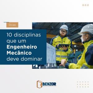 disciplina que todo engenheiro mecanico deve dominar